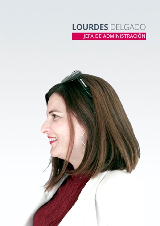 Lourdes Delgado | Jefa de admnistración de BOHR Administraciones