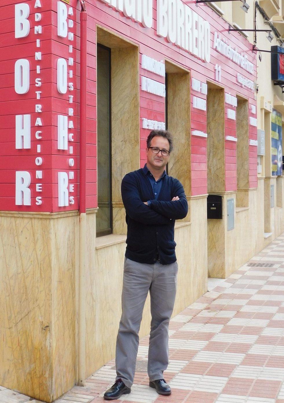 Sergio Borrero | Administrador de BOHR Administraciones